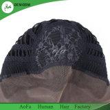 Perruque de face de lacet Pré-Plumée par cheveu réel normal droit de la couleur 9A Remy de perruque de Bob