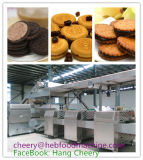 Berühmte Marken-Qualitäts-Kekserzeugung-vollständige Zeile