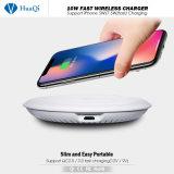 Caricatore senza fili mobile caldo di vendita 5With7.5W per il iPhone 8/8 di Plus/X