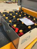 Wechselstrom Montacargas 2 Tonnen-elektrischer Heber-Gabelstapler