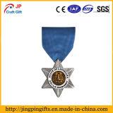 De aangepaste Medaille Van uitstekende kwaliteit van de Legering van het Zink