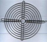 Protecteur de ventilateur en fil métallique en acier inoxydable / PVC