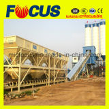 Impianto di miscelazione concreto di vendite della fabbrica. Pianta d'ammucchiamento del cemento Hzs90
