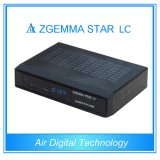 Conjunto de TV a cabo original Top Box DVB C Zgemma-Star LC