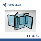 Desperdício de energia baixa baixa o vidro isolante de revestimento da parede lateral