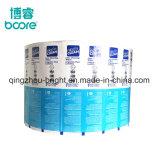 El papel de aluminio laminado de Alcohol de papel de embalaje Pad Prep.