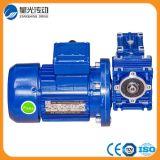 El gusano de la transmisión de energía reductora pequeña caja de velocidades de 90 grados