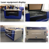 80W 100W Crystal Madeira gravura a laser 1000x600mm