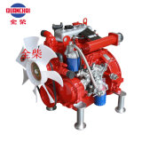 Motor diesel de la dislocación de QC380d 1.357L para Genset