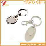 Kundenspezifisches Entwurfs-Metall Keychain für fördernde Geschenke (YB-LY-MK-19)