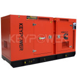 De geluiddichte Diesel van de Generator van het Ontwerp 125kw van de Generator Stille met de Motor van Cummins
