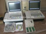 12.1 machine de l'électrocardiographe ECG de la Manche de pouce 12 (EM1200)