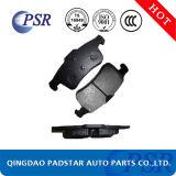 D856 высокое качество китайского поставщика малых пассажирских автомобилей тормозных колодок