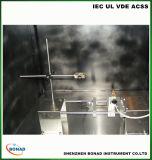 (IEC60695-11-5) Machine à essai de flamme à aiguille pour essais en matériaux plastiques