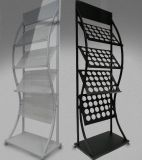 Jornal de metal de alta qualidade / Rack de revistas; O jornal (LFDS0001)