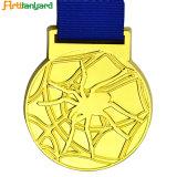 Le client Conception 3D de la médaille d'attribution de sport