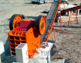 Moagem de Mineração de esmagamento de minério de pedra máquina de Areia Britador de mandíbula