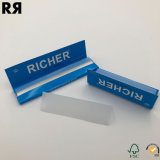 Un papier de roulement blanchi plus riche de taille de 78*44mm