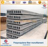 12mm PP polypropylène fibre monofilament