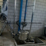 Túnel de espinha de peixe sala de ordenha tipo Ordenhador Vaca Automática
