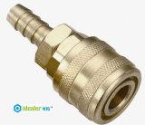 Nous type connecteur d'adaptateur de coupleur rapide (contact ASH20 de type un d'Aro)