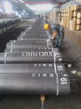 Elettrodo del carbonio della grafite di alto potere CES