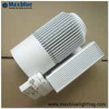 Warmes weißes reines Weiß 30W PFEILER Spur-Aluminiumlicht LED