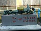 Yt28 Neumático pierna Jack Hammer Martillo para minería