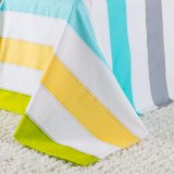 贅沢なデザイン米国式の綿毛布カバー敷布