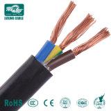 H03VV-F de câble en PVC souple, câble à gaine en PVC