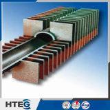 Petro-Chem 기업 보일러를 위한 최신 디자인 강철 H 지느러미 붙은 관 이코노마이저