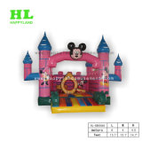 Giocattolo di salto gonfiabile del castello di Mickey piccolo