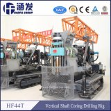 Hf-44t Wireline Core Rig machine de forage de base de la fusée avec la machine principale et le tour de forage
