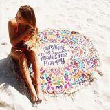 Encubrimiento Roundie Bikini Beach tirar la toalla, Playa Mat