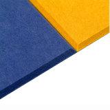 Het binnenlandse Decoratieve Geluiddichte Akoestische Comité van de Muur met de Vezel van de Polyester (PAP01)