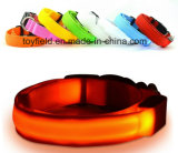 Pet LED Collar Night Safety Clignotant Collier de chien