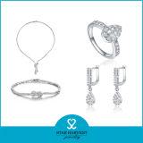 Plata 925 joyas de moda establece para el Año Nuevo (J-0038)