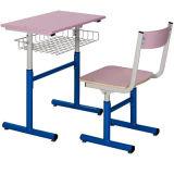 중국 교실 Single Desk와 Chair School Furniture (FS-3210B)