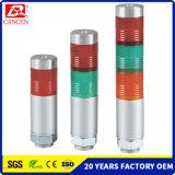 LED de iluminación de emergencia de la torre de la luz de alarma de luces de advertencia de la luz de faro