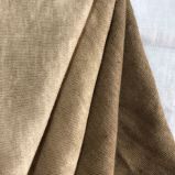 브라운 색깔 (ND-0346-0002)에 있는 자연적인 염색된 대마 유기 면 직물