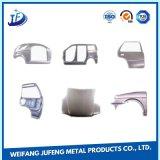 Kundenspezifisches galvanisiertes Stahlblech-Metall, das verbiegende Schweißens-Auto-Teile stempelnd sich bildet
