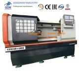 절단 금속을%s 보편적인 수평한 기계로 가공 CNC 포탑 판금 공작 기계 & 선반 Vck6161