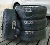 Anti couverture de pneu de brouillon/emballage de pneu