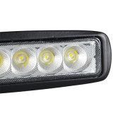 Larga vida Sn/18W Nueva magnético de la barra de luz LED de trabajo