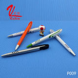 Hot Sale Fashion Design Placas Atacado Promotional Plastic Pen