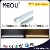 SMD2835 1か2側面の入力600mm 900mm 1200mm 1500mm LED T8の管ランプ