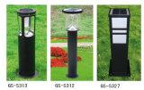 Indicatore luminoso solare esterno alimentato solare del percorso del LED per la strada residenziale in Inghilterra