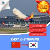 Le fret aérien en provenance de Chine à la Corée