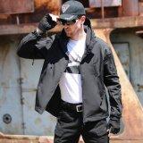23-couleurs Camo Hoodie étanche de chasse de l'Armée Softshell veste militaire