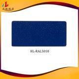 Blauwe polijst Semi van de zwavel de EpoxyDeklaag van de Verf van het Poeder van de Polyester